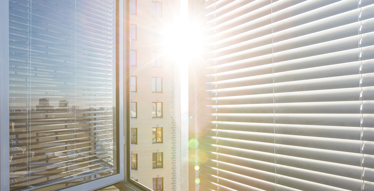 Reducing Glare and Controlling Sunlight